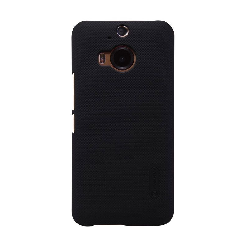 Nillkin Super Frosted Shield Black Casing for HTC One M9 Plus