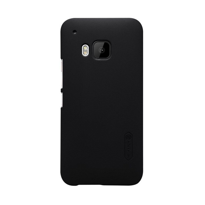 Nillkin Super Frosted Shield Black Casing for HTC One M9