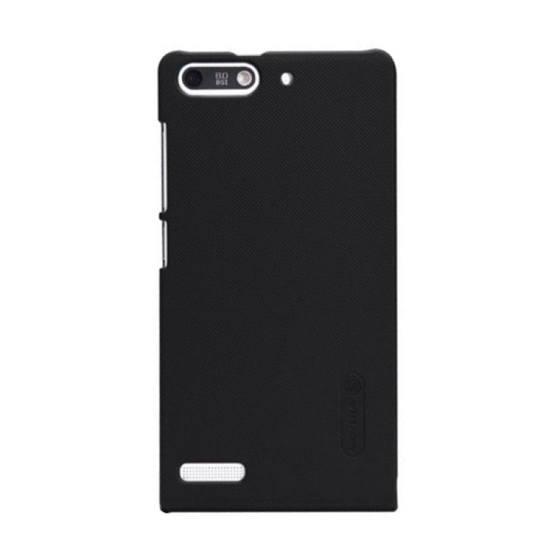 Nillkin Super Frosted Shield Black Casing for Huawei Ascend G6