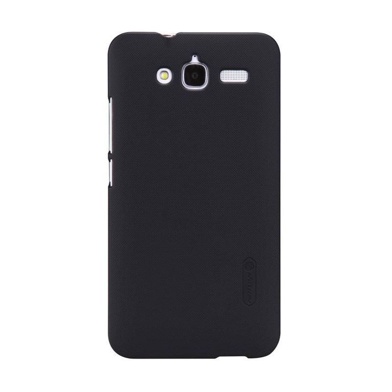 Nillkin Super Frosted Shield Black Casing for Huawei Ascend GX1