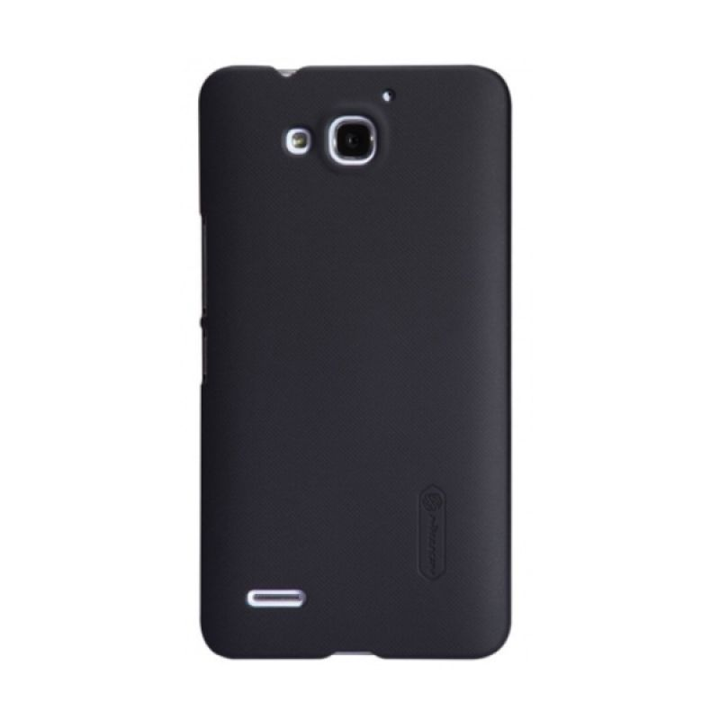 Nillkin Super Frosted Shield Black Casing for Huawei Honor 3X