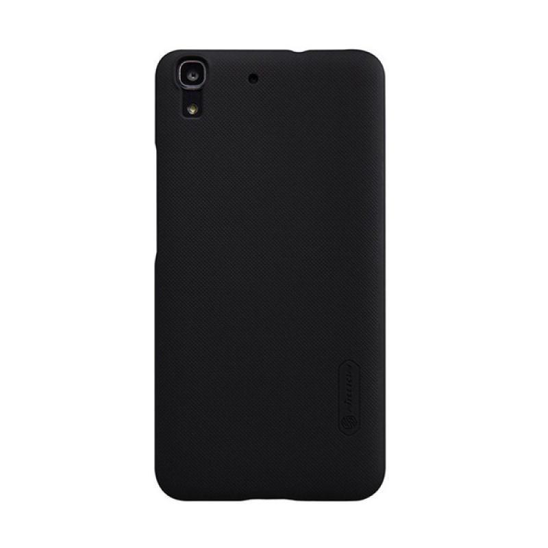 Nillkin Super Frosted Shield Black Casing for Huawei Honor 4A