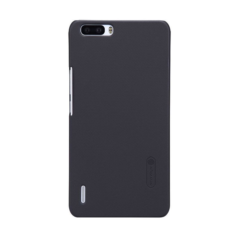 Nillkin Super Frosted Shield Black Casing for Huawei Honor 6 Plus