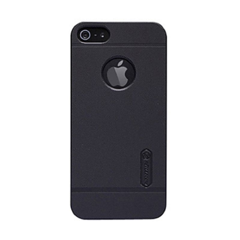 Nillkin Super Frosted Shield Black Casing for iPhone 5 or 5s
