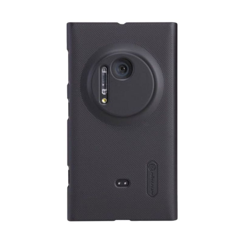 Nillkin Super Frosted Shield Black Casing for Nokia Lumia 1020