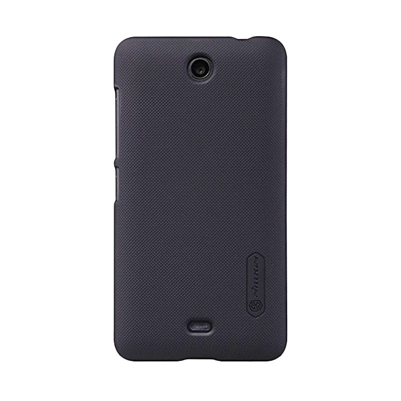 Nillkin Super Frosted Shield Black Casing for Nokia Lumia 430