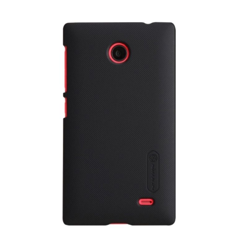 Nillkin Super Frosted Shield Black Casing for Nokia X