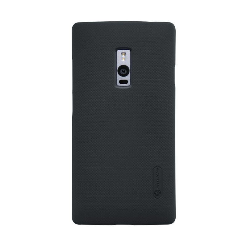 Nillkin Super Frosted Shield Black Casing for OnePlus 2