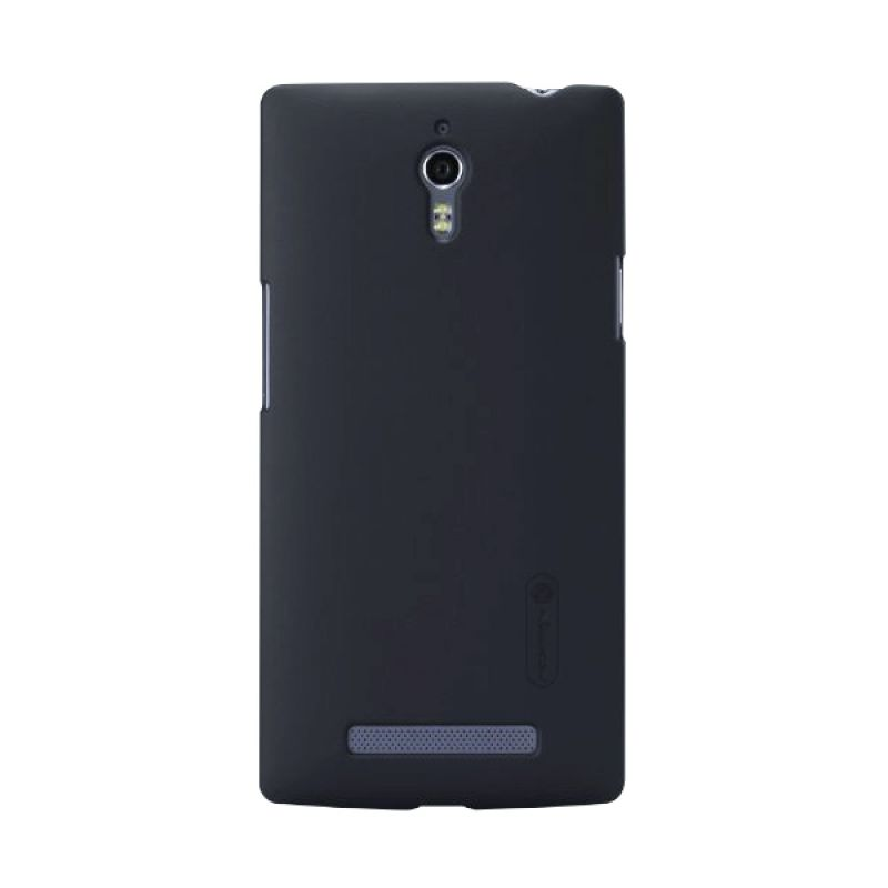 Nillkin Super Frosted Shield Black Casing for Oppo R7 Plus