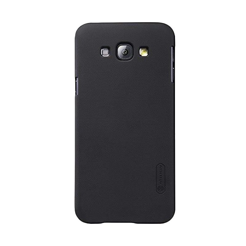 Nillkin Super Frosted Shield Black Casing for Samsung Galaxy A8 A8000