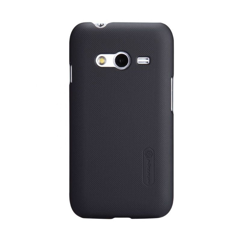 Nillkin Super Frosted Shield Black Casing for Samsung Galaxy Ace NXT