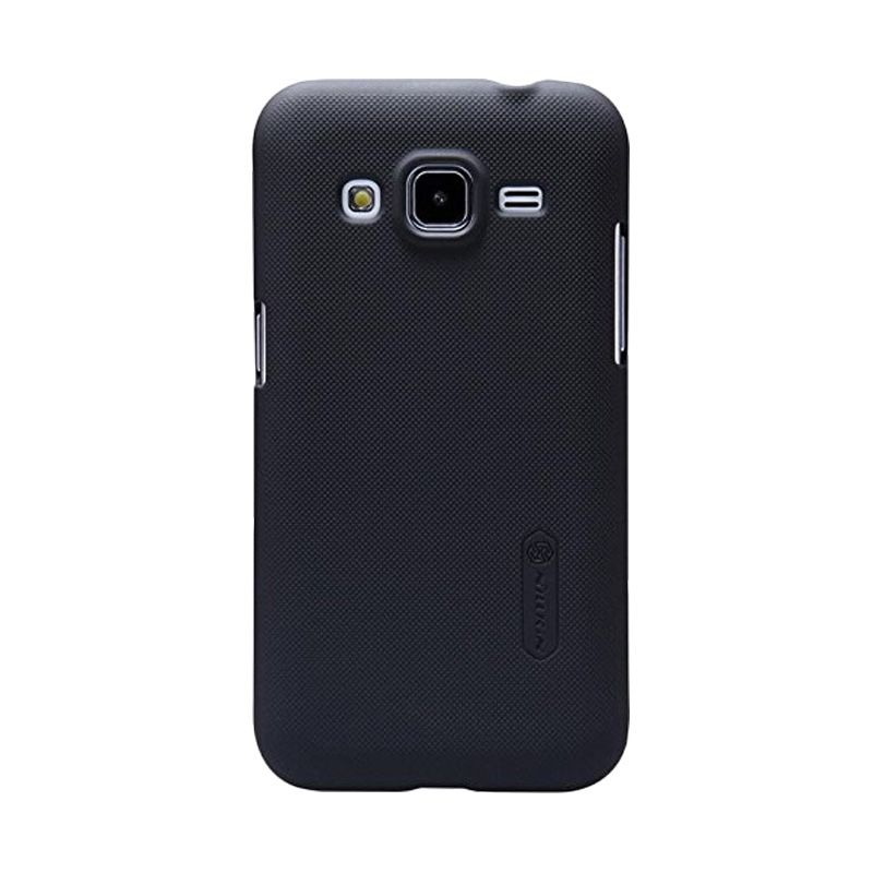 Nillkin Super Frosted Shield Black Casing for Samsung Galaxy Core Prime