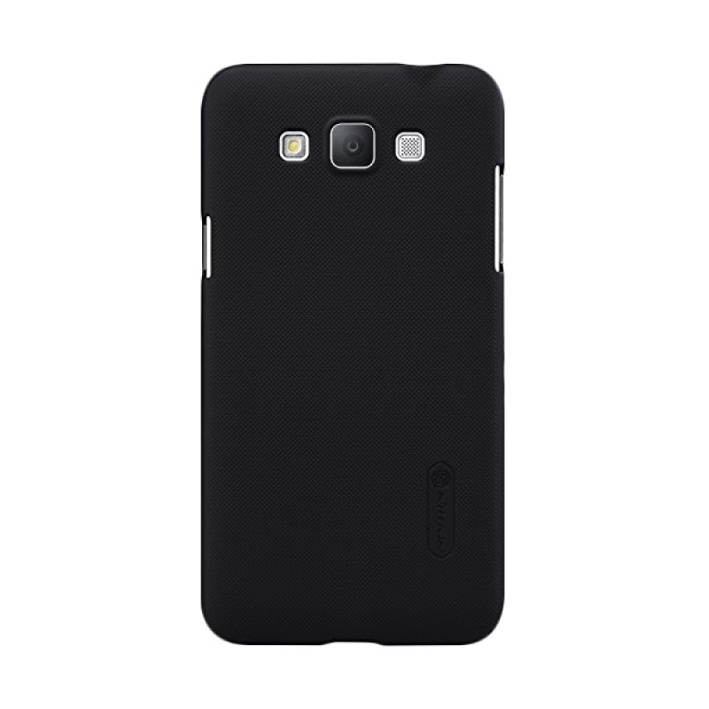 Nillkin Super Frosted Shield Black Casing for Samsung Galaxy Grand Max G7200