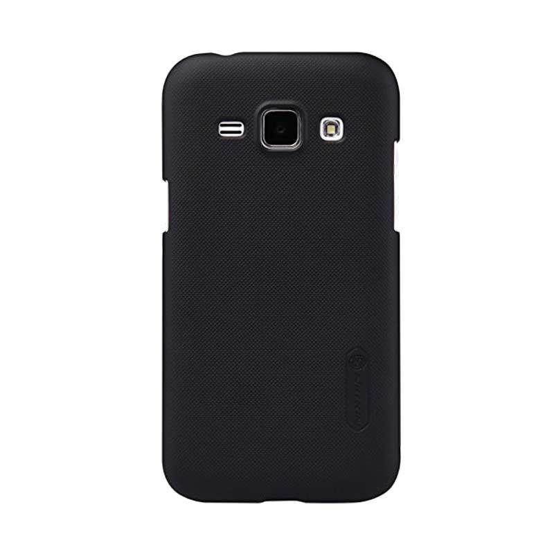 Nillkin Super Frosted Shield Black Casing for Samsung Galaxy J1