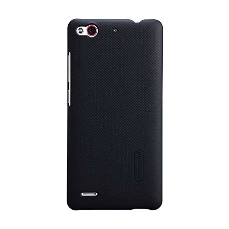 Nillkin Super Frosted Shield Black Casing for ZTE Nubia Z7 Mini