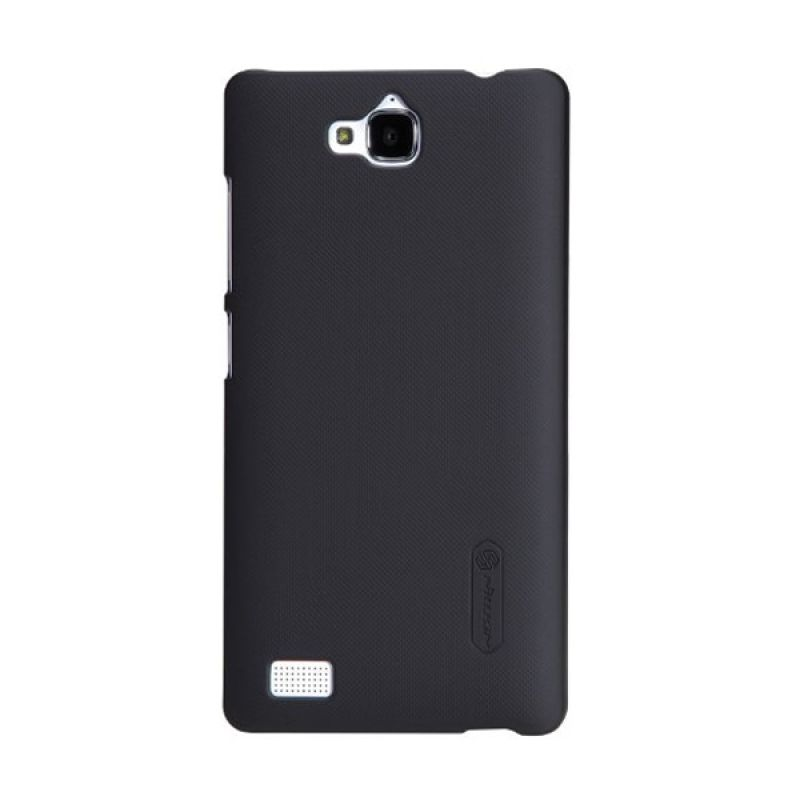 Nillkin Super Frosted Shield Black Casing for Huawei Honor 3C