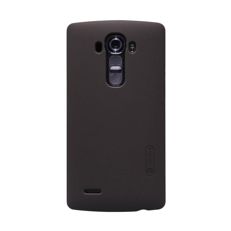 Nillkin Super Frosted Shield Brown Casing for LG G4