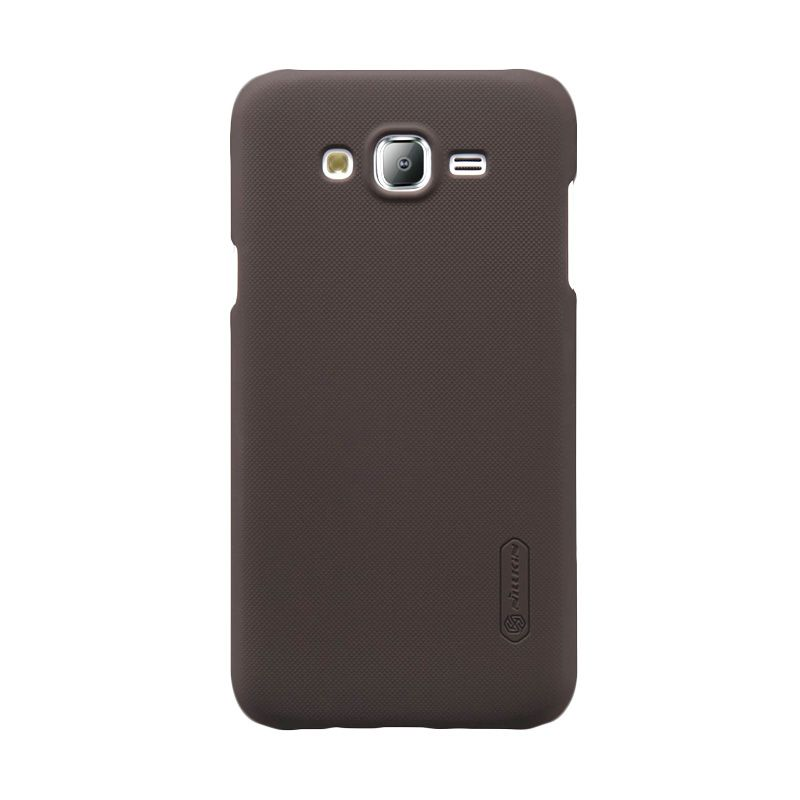 Nillkin Super Frosted Shield Brown Casing for Samsung Galaxy J5