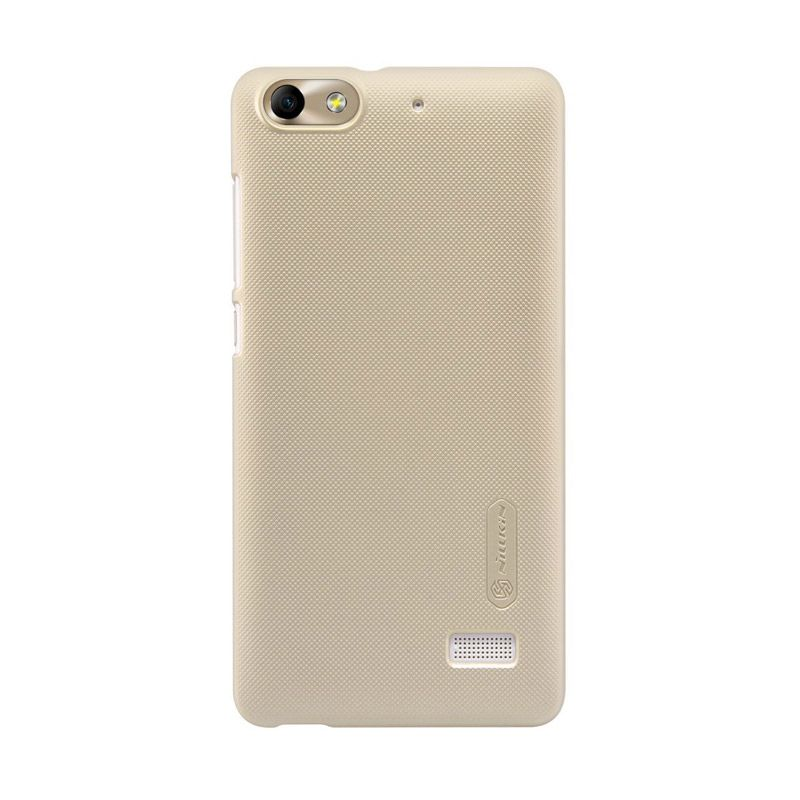 NILLKIN Super Frosted Shield Gold Casing for Huawei Honor 4C