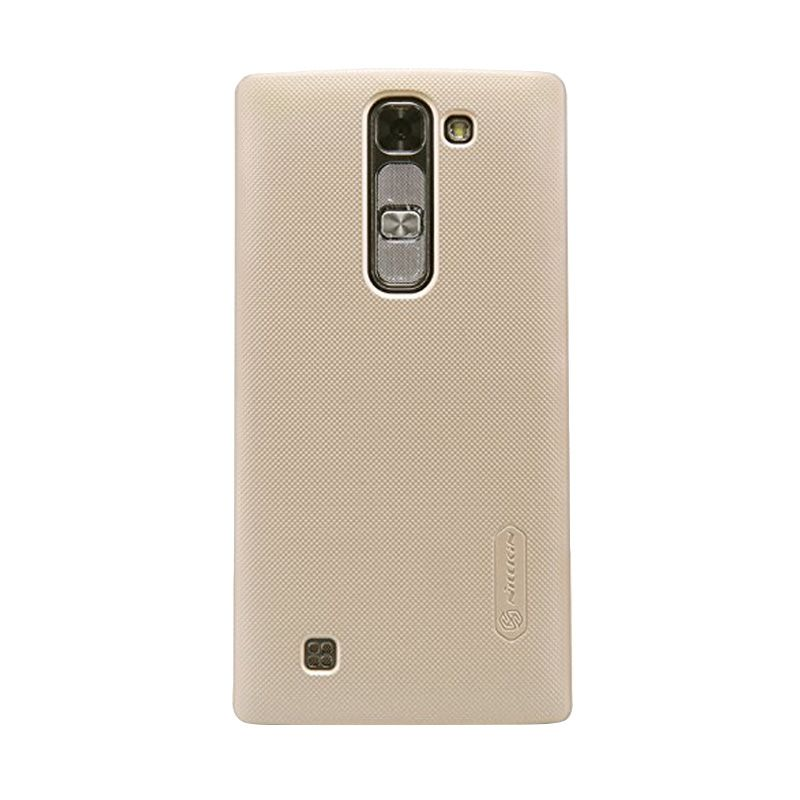 Nillkin Super Frosted Shield Gold Casing for LG Magna H502F
