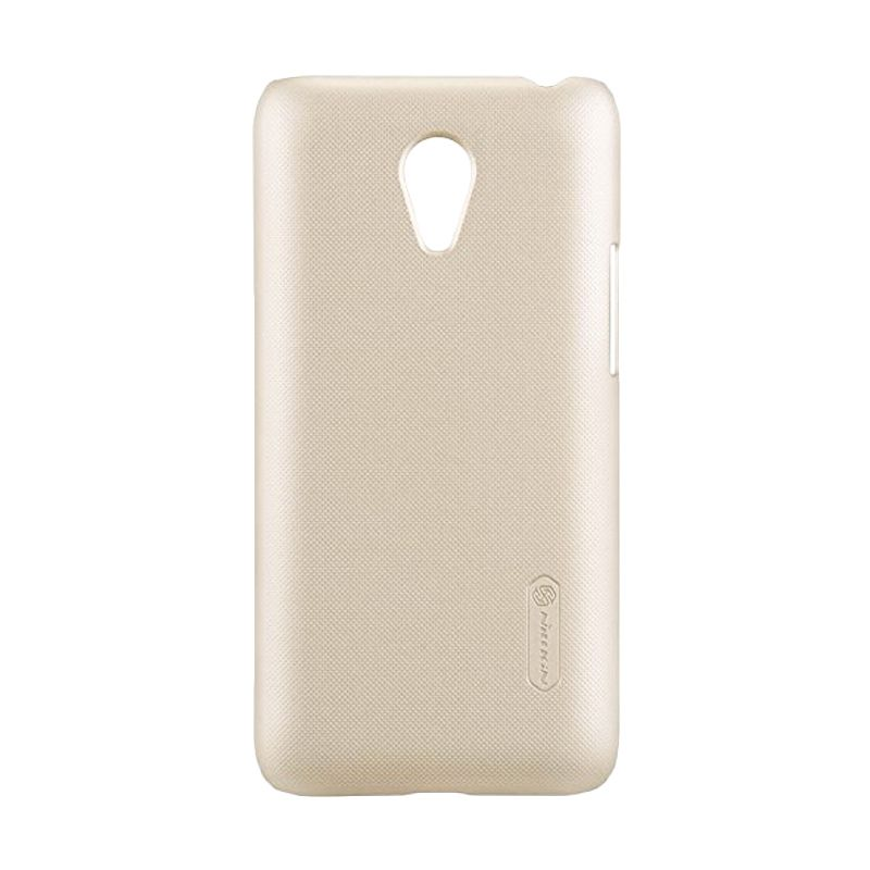 NILLKIN Super Frosted Shield Gold Casing for Meizu Note M1 Note