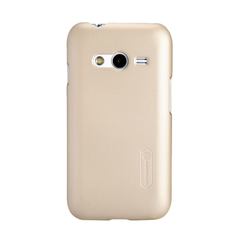 Nillkin Super Frosted Shield Gold Casing for Samsung Galaxy Ace NXT
