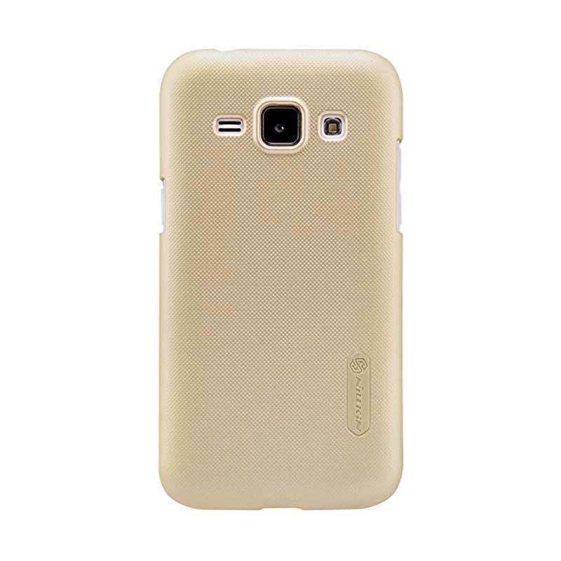 Nillkin Super Frosted Shield Gold Casing for Samsung Galaxy J1