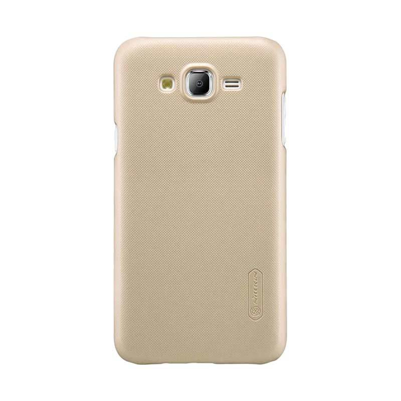 Nillkin Super Frosted Shield Gold Casing for Samsung Galaxy J5