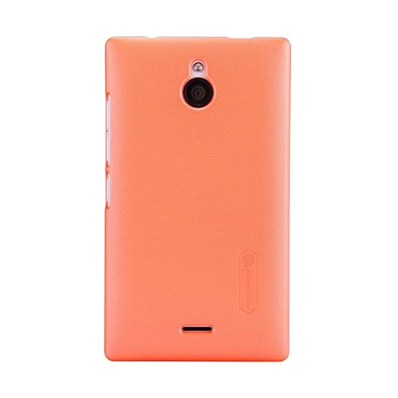Nillkin Super Frosted Shield Orange Casing for Nokia X2