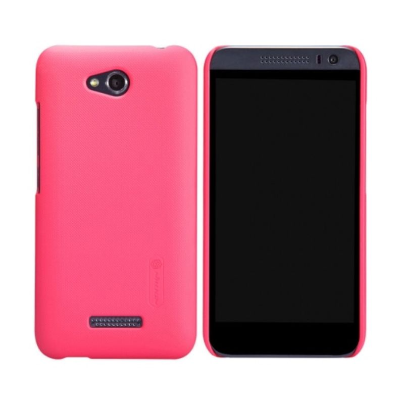 Nillkin Super Frosted Shield Red Casing for HTC Desire 616