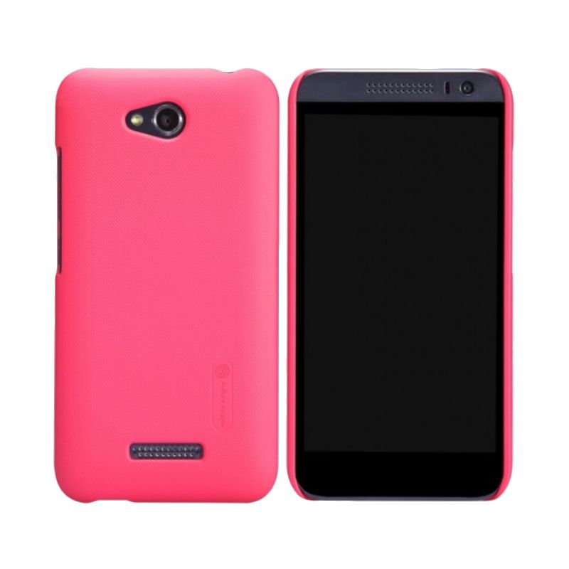 Nillkin Super Frosted Shield Red Casing for HTC Desire Eye