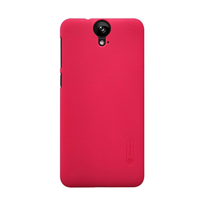Nillkin Super Frosted Shield Red Casing for HTC One E9 Plus