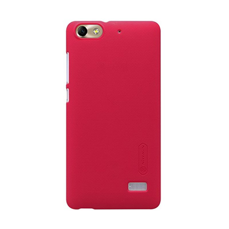 NILLKIN Super Frosted Shield Red Casing for Huawei Honor 4C
