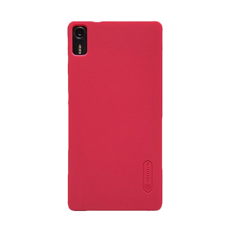 Nillkin Super Frosted Shield Red Casing for Lenovo Vibe Shot Z90