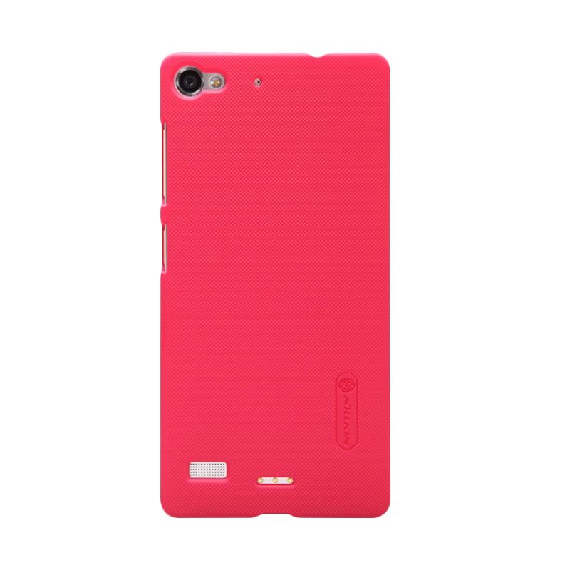 Nillkin Super Frosted Shield Red Casing for Lenovo Vibe X2