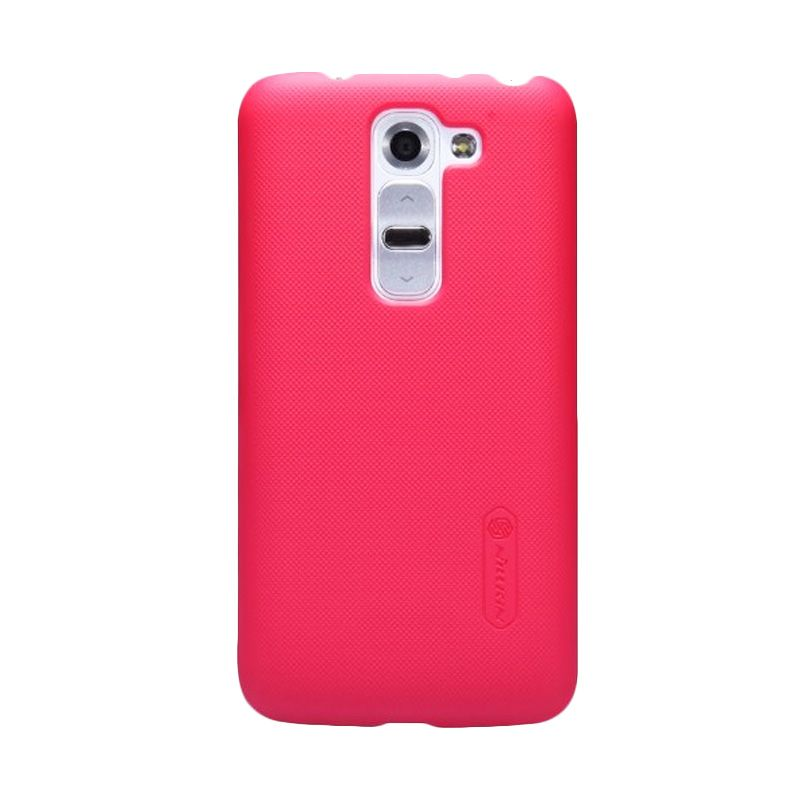 Nillkin Super Frosted Shield Red Casing for LG G2 Mini