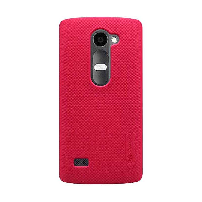 Nillkin Super Frosted Shield Red Casing for LG Leon H324