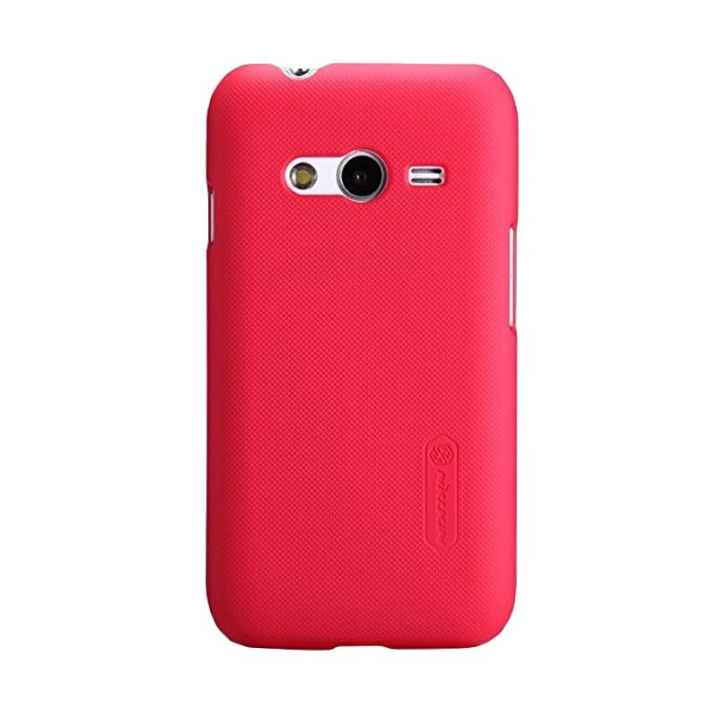 Nillkin Super Frosted Shield Red Casing for Samsung Galaxy Ace NXT