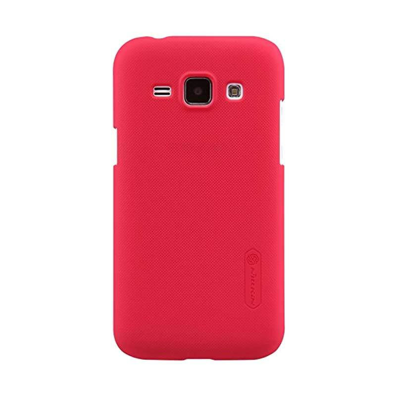 Nillkin Super Frosted Shield Red Casing for Samsung Galaxy J1