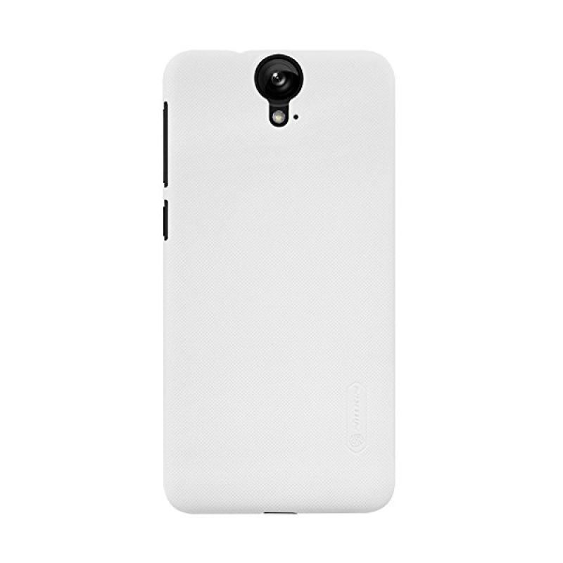 Nillkin Super Frosted Shield White Casing for HTC One E9 Plus