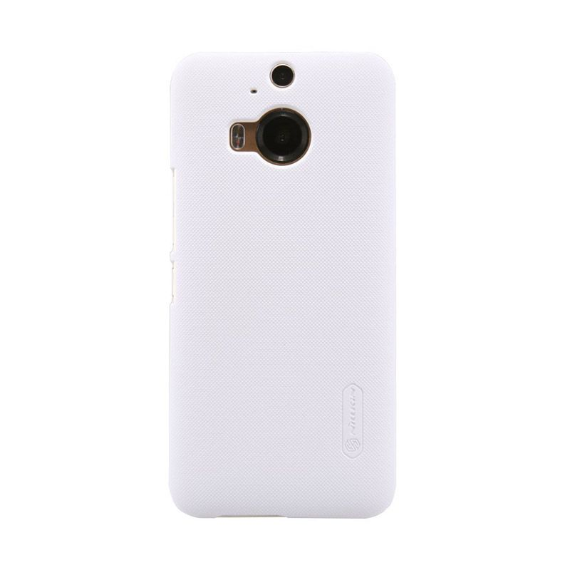 Nillkin Super Frosted Shield White Casing for HTC One M9 Plus