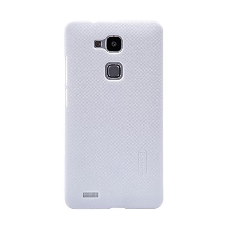 Nillkin Super Frosted Shield White Casing for Huawei Ascend Mate 7