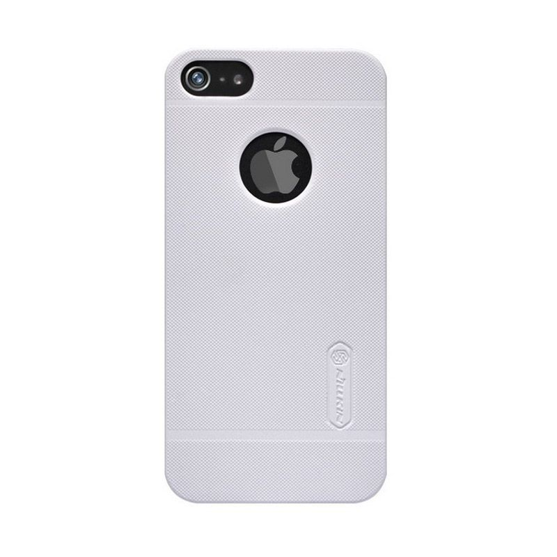 Nillkin Super Frosted Shield White Casing for iPhone 5 or 5s