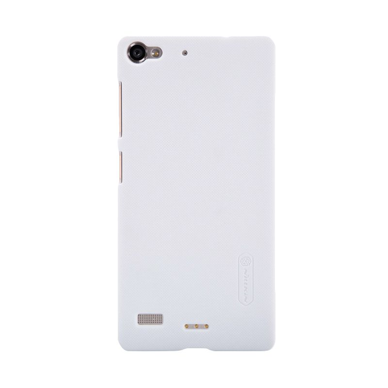 Nillkin Super Frosted Shield White Casing for Lenovo Vibe X2