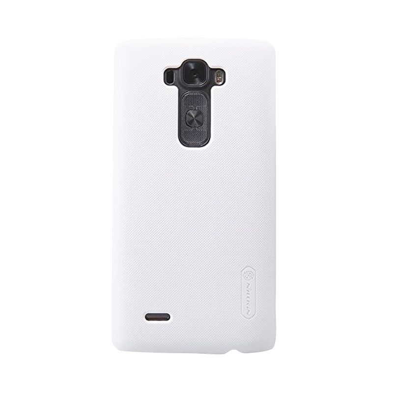 Nillkin Super Frosted Shield White Casing for LG G Flex 2 [H959]