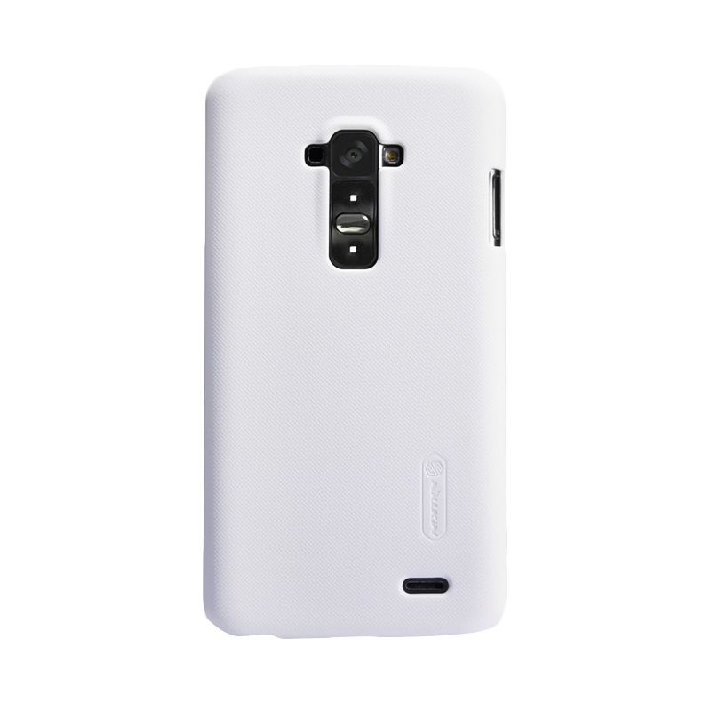 Nillkin Super Frosted Shield White Casing for LG G Flex