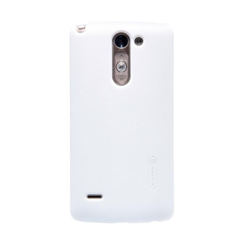 Nillkin Super Frosted Shield White Casing for LG G3 Stylus