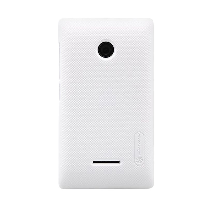 Nillkin Super Frosted Shield White Casing for Nokia Lumia 532