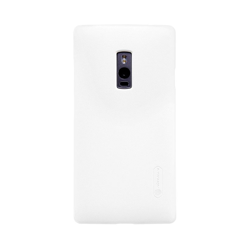 Nillkin Super Frosted Shield White Casing for OnePlus 2
