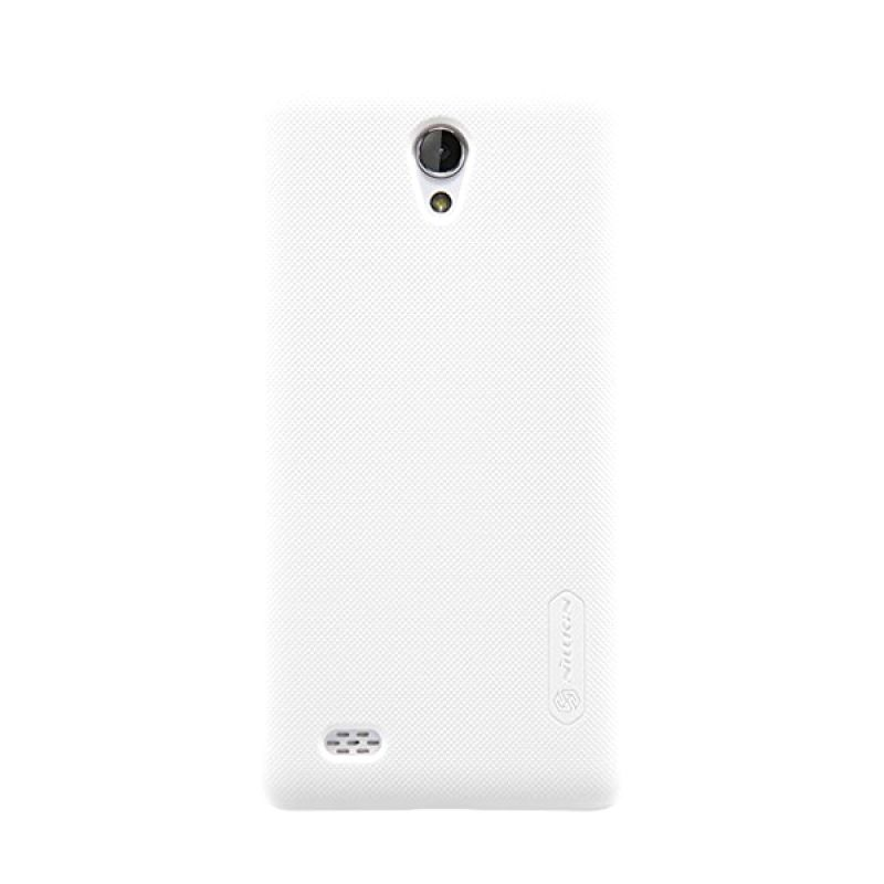 Nillkin Super Frosted Shield White Casing for Oppo Joy 3 A11